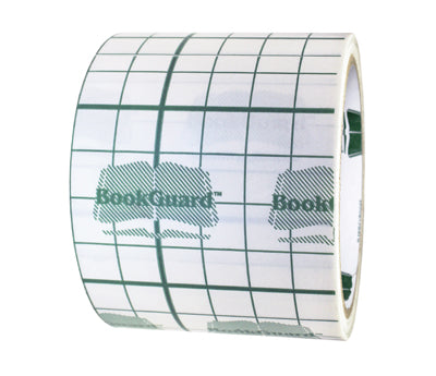 "3"" BookGuard™ Vinyl Book-Repair Tape w/ Liner: 10 yds"