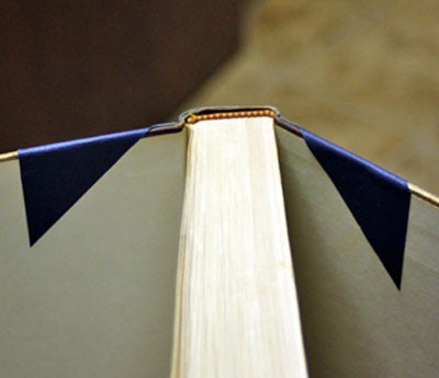 Cloth Book Wing Fixing Book