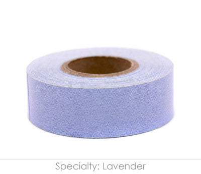 "0.75"" Removable Lavender Labeling Tape"