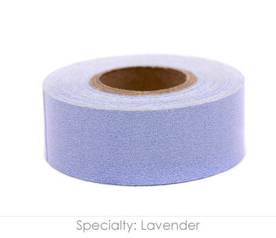 "1"" Removable Lavender Labeling Tape"