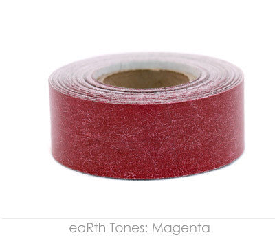 "1"" Removable Magenta Labeling Tape"