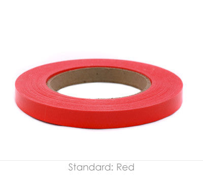 Red 60yd Tape Roll