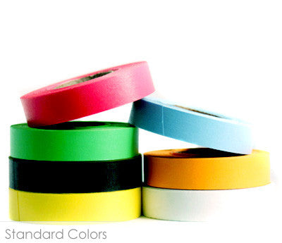 "0.5"" Standard Colors Labeling Tape"