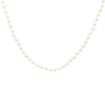Ladies 20 Inch Pearl Strand