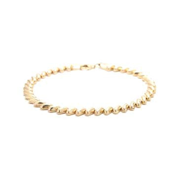 Ladies Fashion Gold Bracelet