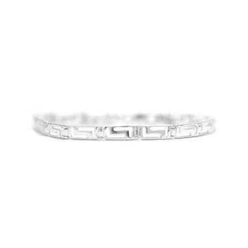Ladies Silver Fashion Bracelet