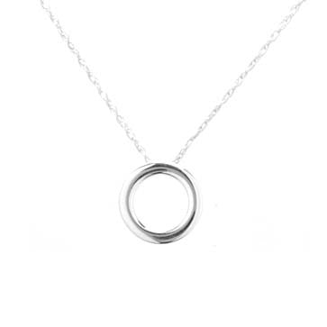 Ladies Circle Necklace