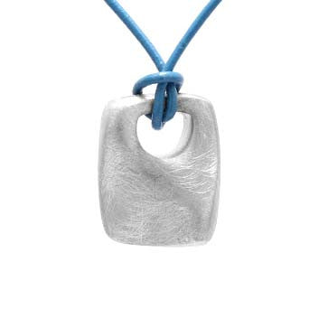 Ladies Abstract Block Necklace