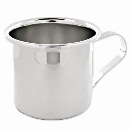Silver-Plated Baby Cup