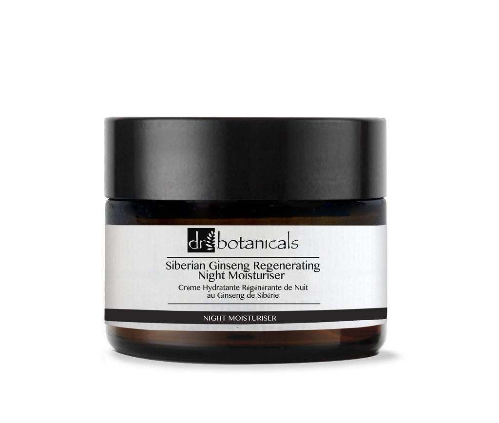 Siberian Ginseng Regenerating Night Moisturiser - LOVE: Mind.Body.Soul