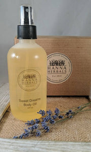 Sweet Dreams Body Massage Oil - LOVE: Mind.Body.Soul