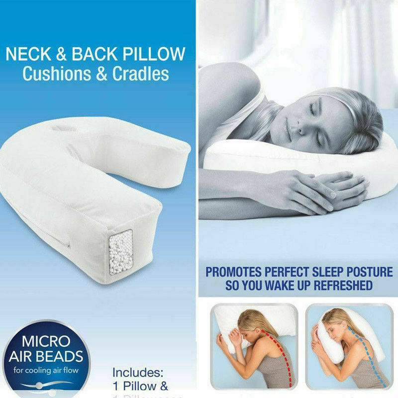 Sidekick Sleeper Pillow - LOVE: Mind.Body.Soul