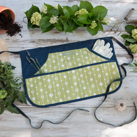 DOTTED LACE - Garden Apron