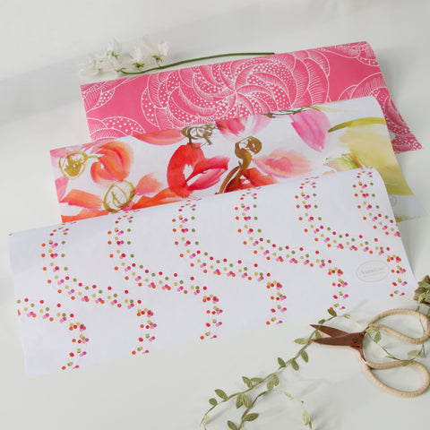 Pink Prosecco - wrapping paper #2