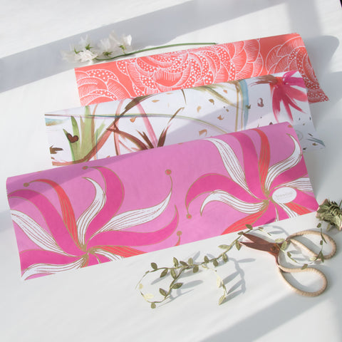 Pink Prosecco - wrapping paper #3