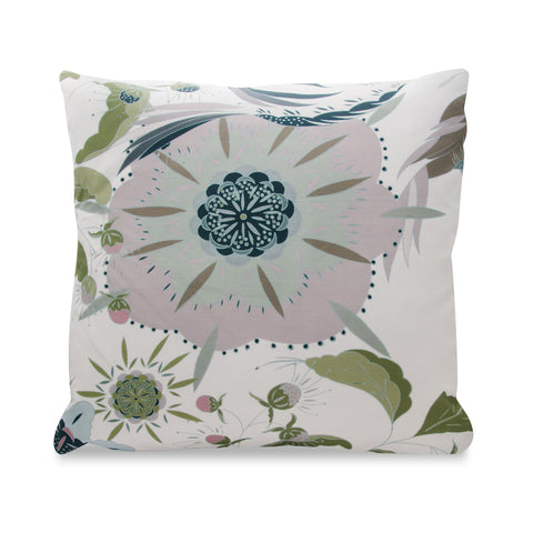 BOTANICAL PILLOW - CAMILLE'S FLOWERS - Grande