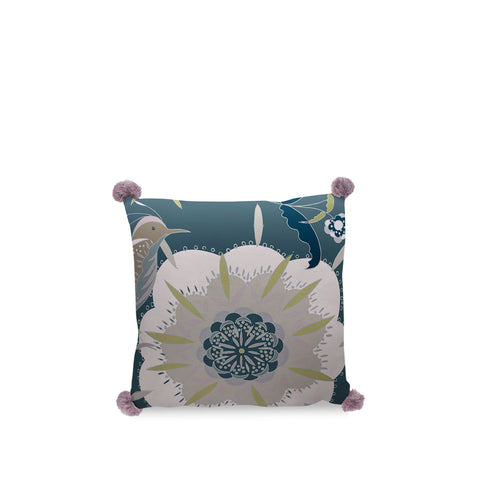 CAMILLE'S FLOWERS - Grey Bambino