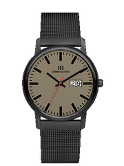 Danish Design Titanium Mesh Watch
