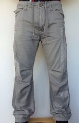 Jetlag Mo19 Zip Pocket Cargo Pant Gray