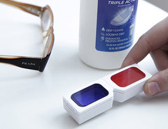 Kikkerland 3D Glasses Contact Case