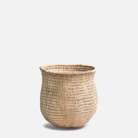 Villa Waste Basket - Wheat - Someware