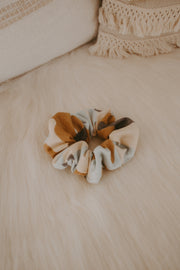 ABSTRACT + CAMO SCRUNCHIE SET
