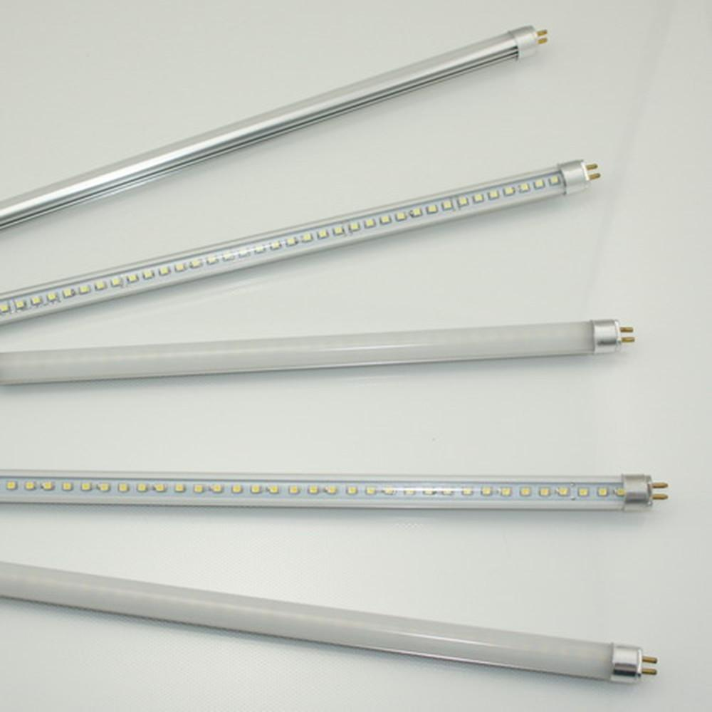 10Pcs Pack  1FT/2FT/3FT/4FT  12V AC/DC T5 LED Tube Light