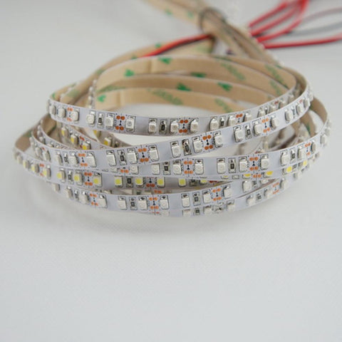 Image of DC 12V 8mm Width Dimmable SMD3528-600 Flexible LED Strip Lights