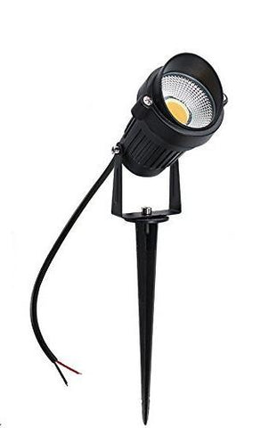 Image of 3W LED 12V-24V Waterproof Pathway Landscape Lights with Spike for Garden