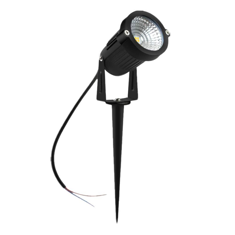 8W 12V-24V SMD3030 Waterproof  Garden LED Pathway Spotlights