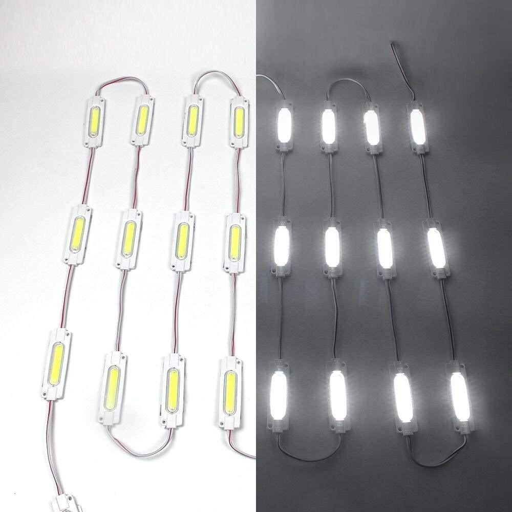 20pcs/pack Waterproof IP65 COB 2W LED 160°Beam LED Lamp Module