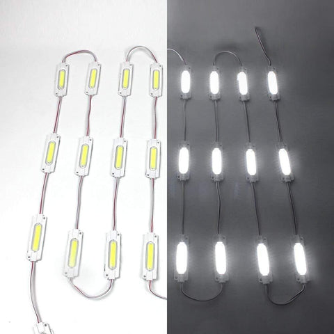 Image of 20pcs/pack Waterproof IP65 COB 2W LED 160°Beam LED Lamp Module