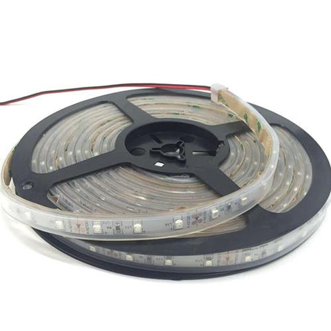 850nm/940nm SMD3528 60LEDs 4.8W Per Meter IR InfraRed Single Chip Flexible LED Strips