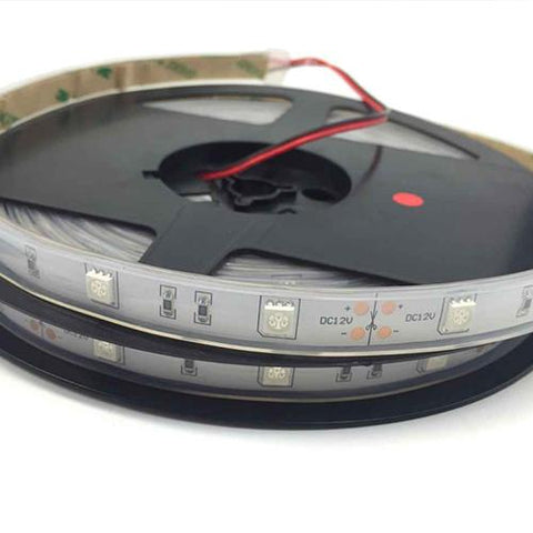 Image of 850nm/940nm SMD5050 30LEDs 7.2W Per Meter IR InfraRed Tri-Chip Flexible LED Strip