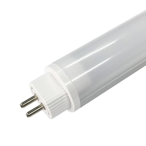 FREE SHIPPING 10pcs PACK 2FT/3FT/4FT  T6 T5 HO (High Output) LED Tube 100LM+ /Watt CRI 80+ 100-277VAC Input, Non-Dimmable,G5 Bi-pin, Ballast By-Pass