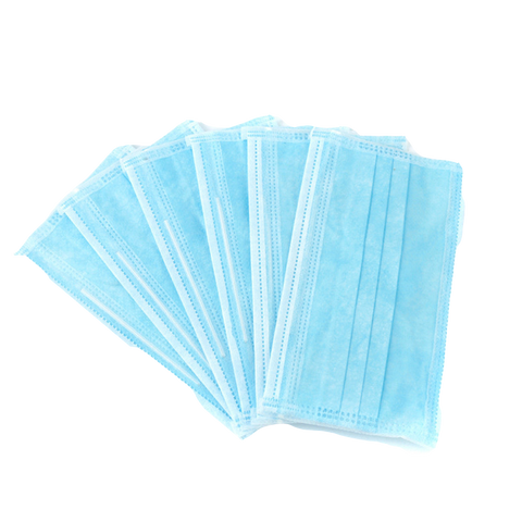 Image of 10Pack of BFE95% Face Masks, 3-Ply Cotton Filter Medical Sanitary for Dust, Germ Protection