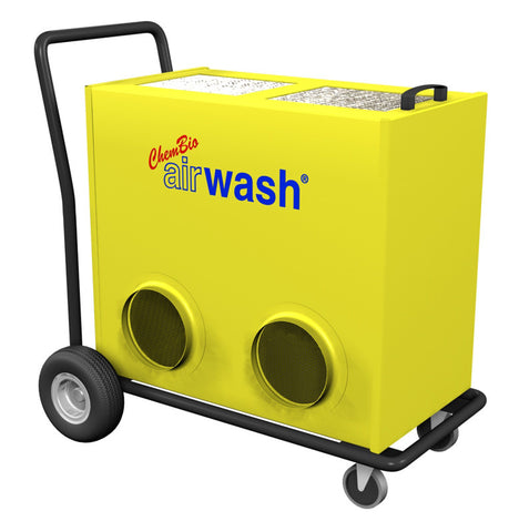 Amaircare 7500 BiHEPA AirWash Cart