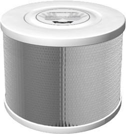 "Amaircare 8"" Easy Twist HEPA Filter"