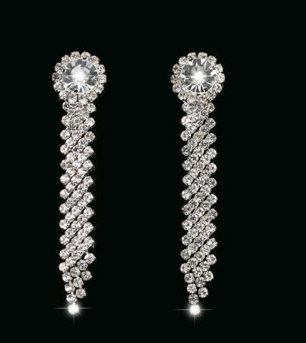 Bella Competition Earrings