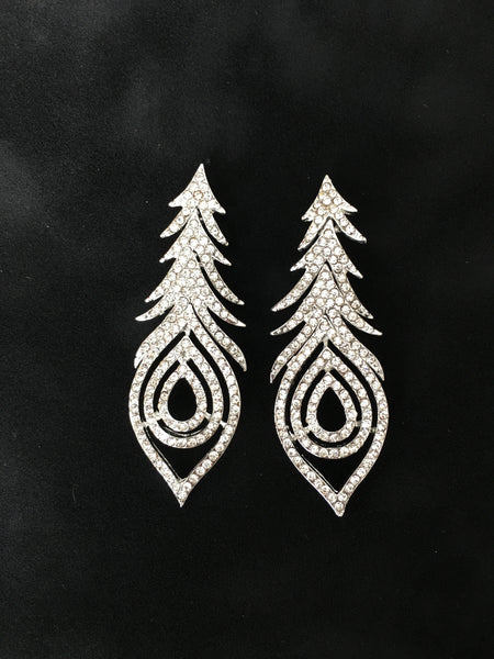 Palma Competition Earrings