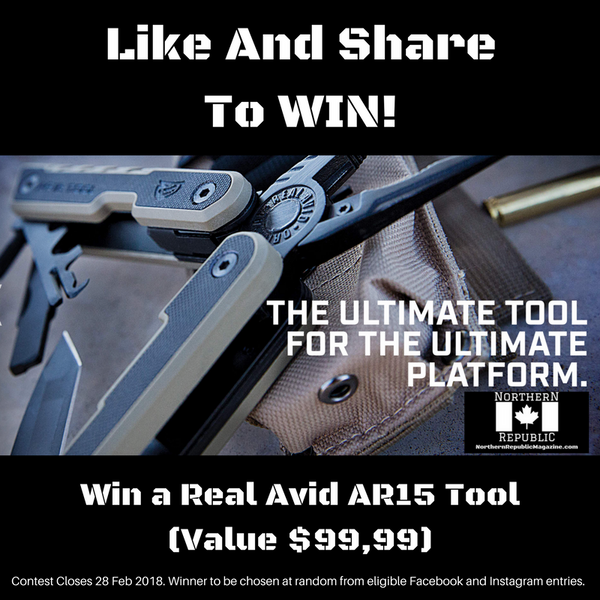 Northern Republic Magazine - Real Avid AR15 Tool Contest