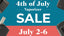 planet of the Vapes fourth of july sale