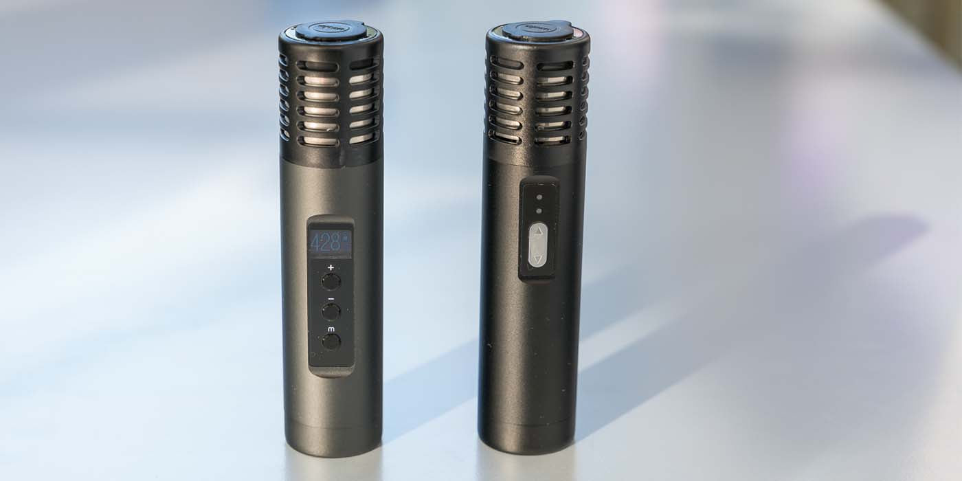 Arizer Air vs Air 2