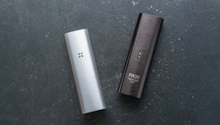 PAX 2 Vaporizer Silver and Black