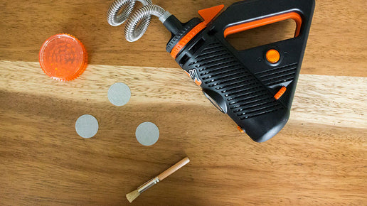 Storz & Bickel Plenty Cleaning and Maintenance Featured Parts