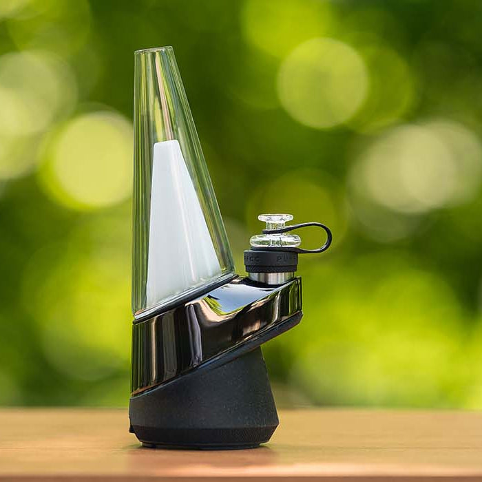 Puffco Peak Vaporizer Review - Top Shelf Dabs on the Go! - Planet