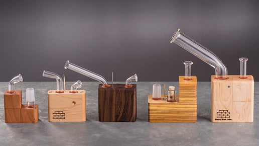 Sticky Brick Vaporizer Quickstart Guide