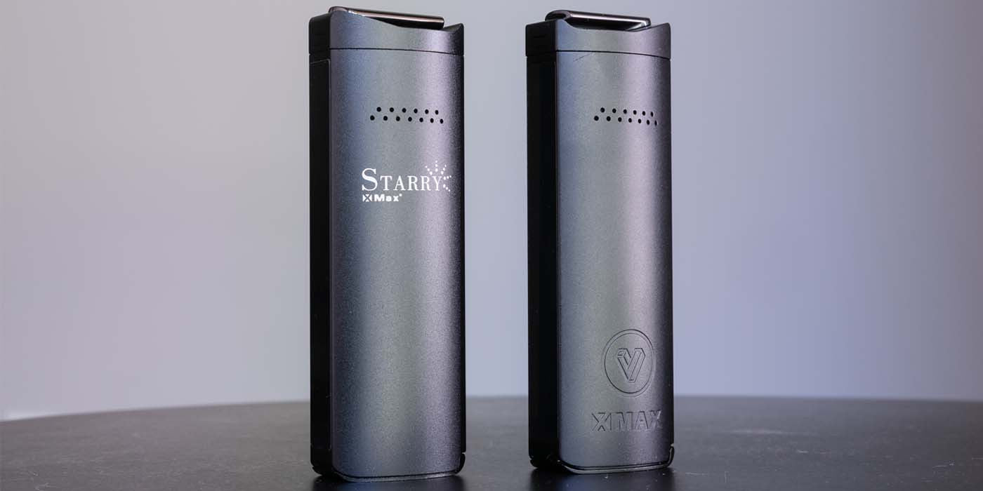 X MAX Starry Vaporizer Update and Discount