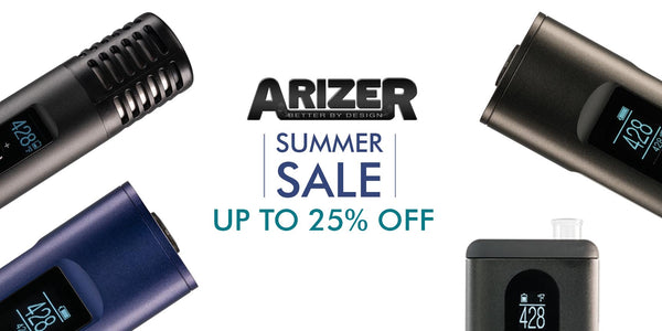 Grab a New Arizer in the Summer Sale and Save up to 25%