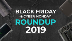 Black Friday Cyber Monday Vaporizer Deals and Sales 2019 Canada